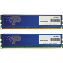 Patriot Signature Line 8GB (2 x 4GB) DDR3 DIMM Memory Kit