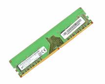 Micron 8GB DDR4 MTA8ATF1G64AZ-2G6E1 2666 UDIMM 288-Pin Memory