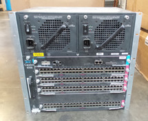 Cisco Catalyst 4506 Managed 96 Ports Rack-Mountable Switch