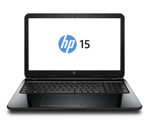 "HP 15-R264DX Core i3 5th Gen 6GB RAM 15.6"" Touchscreen Laptop"