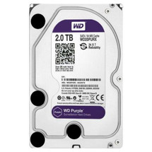 WD Purple 2TB Surveillance Hard Drive