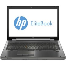 HP EliteBook 8770w Core i7 128GB SSD Mobile Workstation Laptop