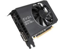 EVGA GeForce GTX 750 Ti 2GB 128-Bit GDDR5 PCI Express 3.0 Video Card
