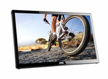 AOC E1759FWU Ultra Slim 1600 x 900 Portable LED Monitor w/Case