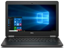 "Dell Latitude E5270 i5-6300U SSD Touch Screen 12"" Ultrabook"