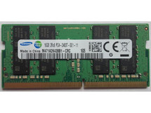 Samsung 16GB PC4-19200 DDR4-2400MHz 260-Pin Laptop Memory