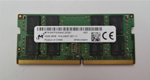 Micron 16GB PC4-2400T Dual Rank Laptop Memory