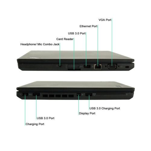 Lenovo Thinkpad T450 i5-5300U 14