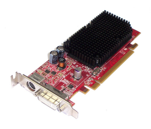 ATI Radeon X1300 DVI/TV out 128MB Half Height Red