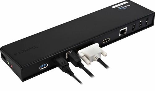 Targus 3.0 USB Docking Station HDMI DVI Video ACP70USZ