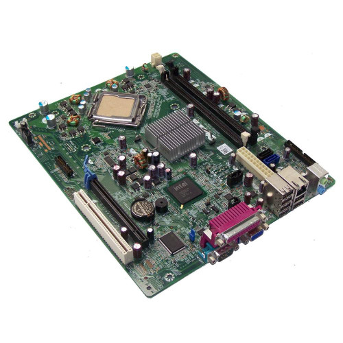 Dell OptiPlex 380 Motherboard Small Form Factor R64DJ Thumbnail