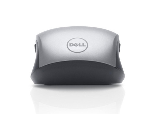 Dell Laser Scroll USB Mouse 6 Buttons Silver and Black