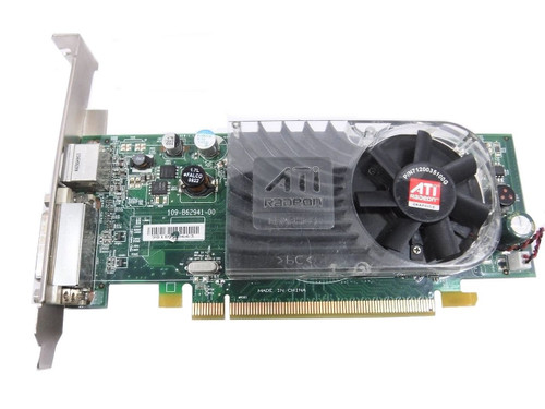 ATI Radeon HD3450 DMS-59 256MB Full Height Video Card