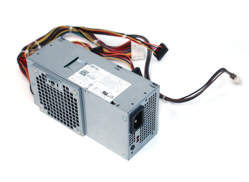 Dell Slim Desktop 250W Power Supply XW605 7GC81