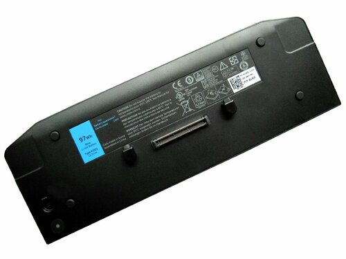 Dell KJ321 Battery 97Wh Extended Slice