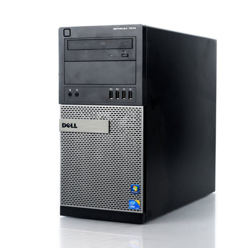 Dell OptiPlex 7010 i5 Tower Computer Thumbnail