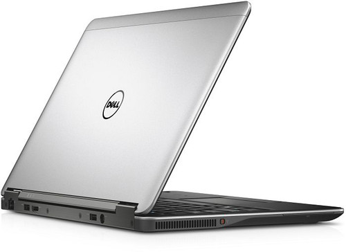 "Dell Latitude E7240 12"" Ultrabook Left Side View"