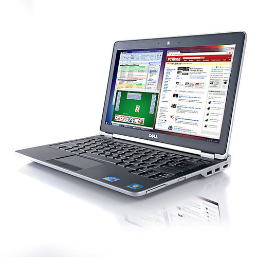 Dell Latitude E6220 i5 Ultraportable Laptop Front