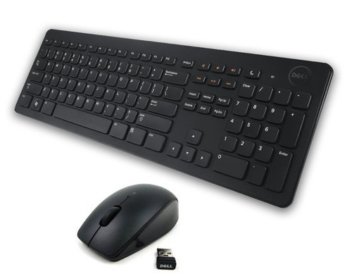 Dell Wireless Keyboard and Mouse KM636 New