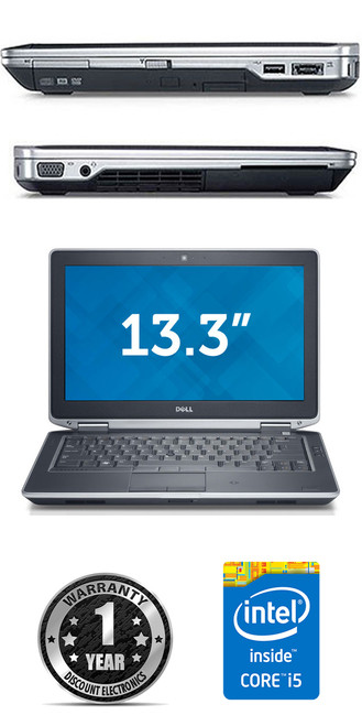 Dell Latitude E6320 Core i5 Laptop Main