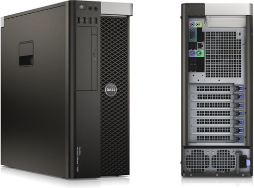 Dell Precision T3600 Quad Core Workstation Computer Main