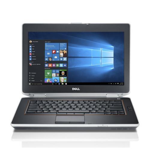 Dell Latitude E6430 Core i5 Windows 10 Laptop Front View