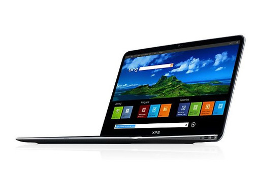 """Dell XPS 13 9333 i5 SSD 13"""" Touch Win 10 Ultrabook Thumbnail"""