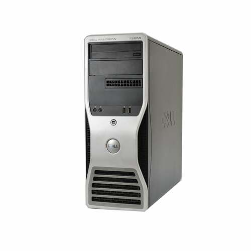 Dell Precision Quad Core Xeon T3500 Workstation Thumbnail