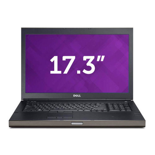 "Dell Precision M6500 i5 Nvidia 17.3"" Windows 7 Pro Workstation Thumbnail"