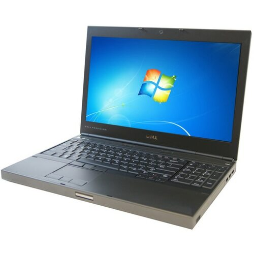 Dell Precision M4700 i7 Windows 7 Pro Workstation Front