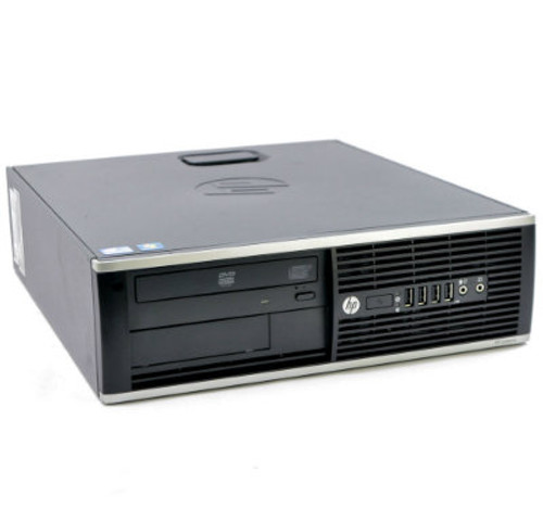 HP Elite 8300 SFF Core i5-3470 Windows 8 Computer main view