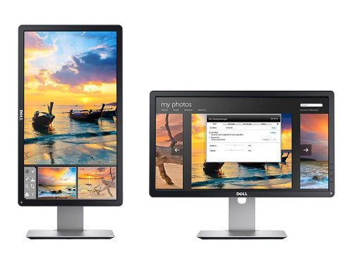 "Dell P2014H 20"" Widescreen LED Monitor 180 degrees"