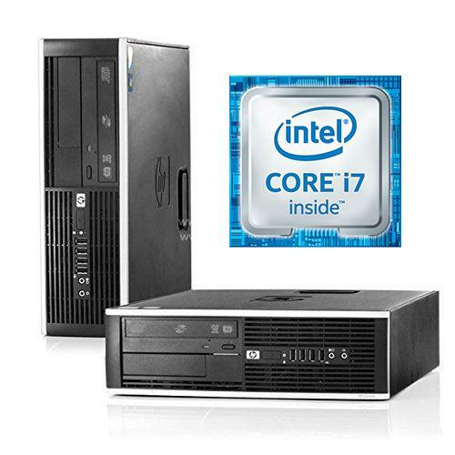 HP Elite 8100 SFF i7 Computer Windows 7 Pro Thumbnail