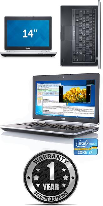 Dell Latitude E6430 i7 Windows 10 Pro Laptop Wear