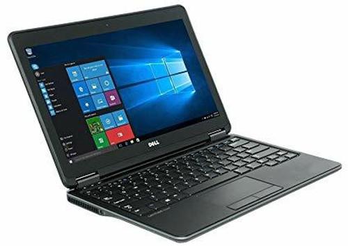 """Dell Latitude E7240 i7-4600U 12"""" Ultrabook Windows 10"""
