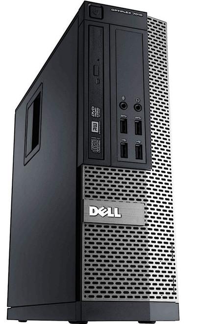 Dell Optiplex 7010 SFF Windows 7 Pro Computer