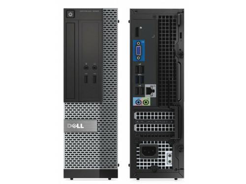 Dell OptiPlex 3020 SFF Windows 10 Computer back ports