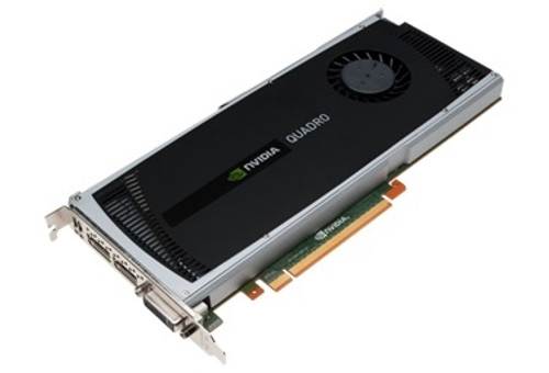 Nvidia Quadro 4000 2GB GDDR5 6WTYT Video Card