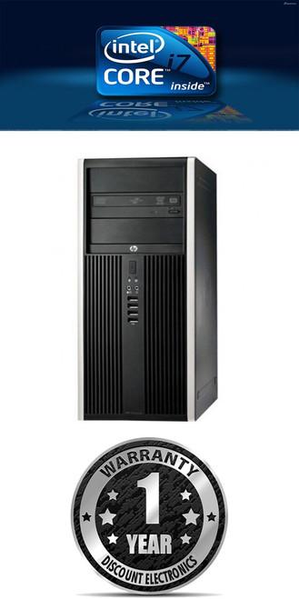 HP Elite 8300 Quad Core i7 Mini Tower Windows 7
