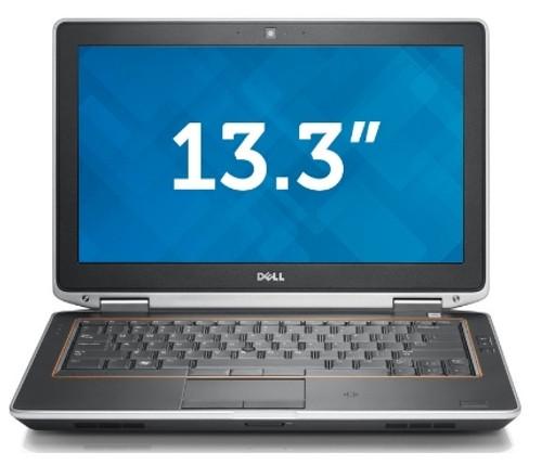 """Dell Latitude E6320 Core i7 13"""" Windows 10 Business Laptop"""