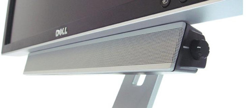 Dell AS501 Multimedia Soundbar Speaker thumbnail.