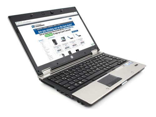 "HP EliteBook 8440W i5 14"" Windows 10 Workstation Laptop"