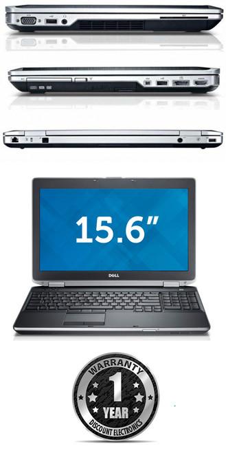 Dell Latitude E6530 i5 Laptop Windows 10 Bad USB