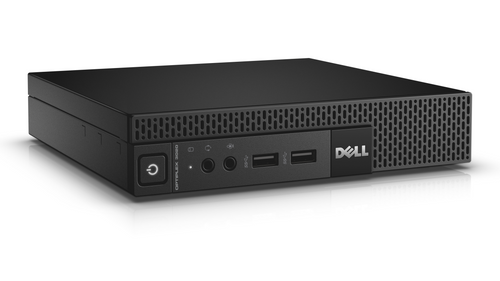 Dell Optiplex 3020M Micro i3 Windows 10 Smallest PC