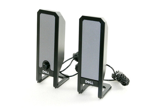 Dell A225 USB Powered Speakers