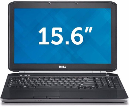 "Dell Latitude E5520 i5 10-Key 15.6"" Windows 7 Pro Laptop Thumbnail"