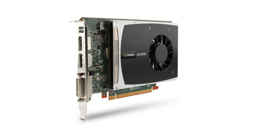 Nvidia Quadro 2000 1GB GDDR5 Video Card 2PNXF