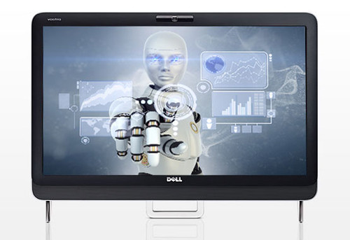 "Dell Vostro 330 Core i3 23"" Touch All-in-One Computer"