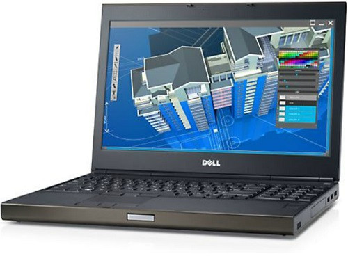 "Dell Precision M4800 15.6"" i7 Workstation Windows 7 Laptop Main"