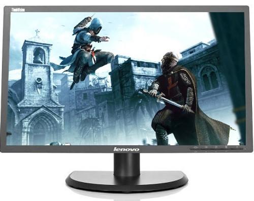 "Used Lenovo LT2252 22"" Widescreen Adjustable LCD Monitor thumbnail"
